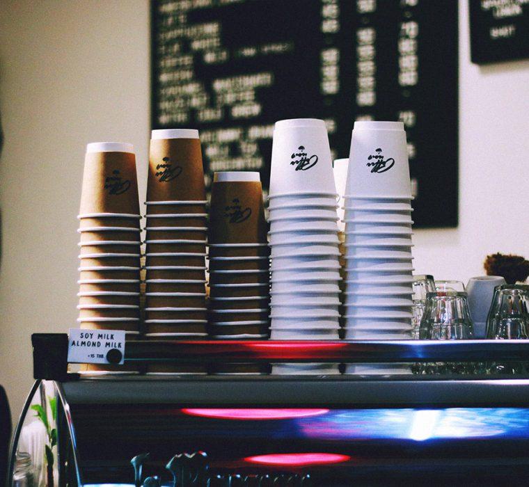لیوان های قهوه